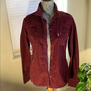 Levi's Corduroy Long Sleeve Shirt